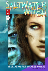 Saltwater Witch - Chapter 1 (Graphic Novel) Book Review