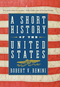 A Short History of the United States La couverture du livre martien