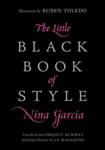 The Little Black Book of Style Copertina del libro