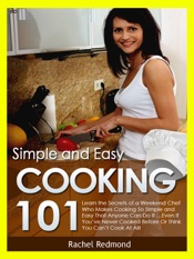 Simple and Easy Cooking 101