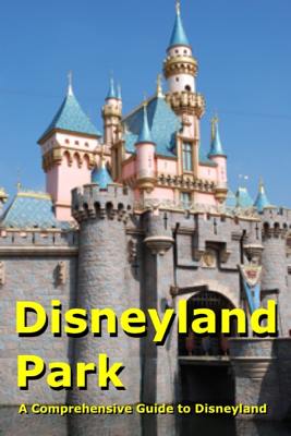 Disneyland Park Guide - Mike Westby book
