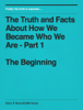 Harry C Grocott - The Truth And Facts About How We Became Who We Are - Part 1 kunstwerk