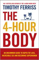 Timothy Ferriss - The 4-Hour Body artwork