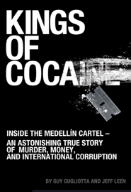 Kings of Cocaine book