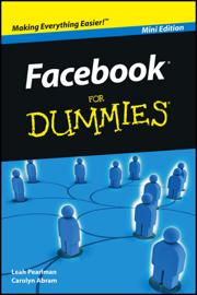 Facebook For Dummies, Mini Edition book
