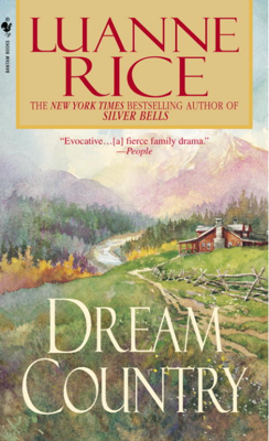 Dream Country - Luanne Rice book