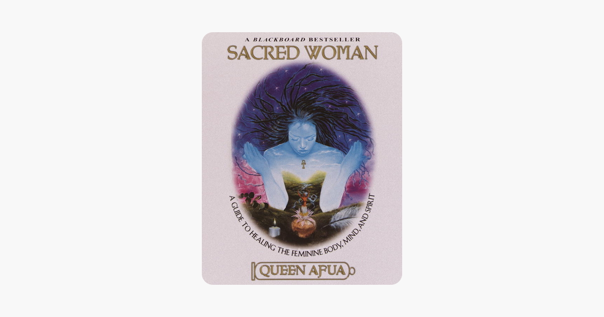 Sacred Woman - Queen Afua