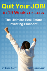 The Ultimate Real Estate Investing Blueprint: How to Quit Your Job in 19 Weeks or Less book