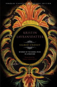 Kristin Lavransdatter Book Cover