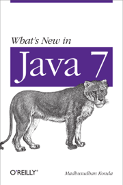 What's New in Java 7 book