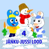 Jänku-Jussi lood. Neljas osa. Audio e-raamat iPad-ile