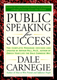 Public Speaking for Success book