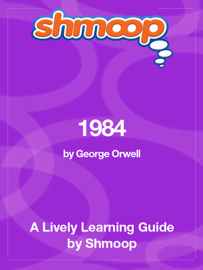 1984: Shmoop Learning Guide book