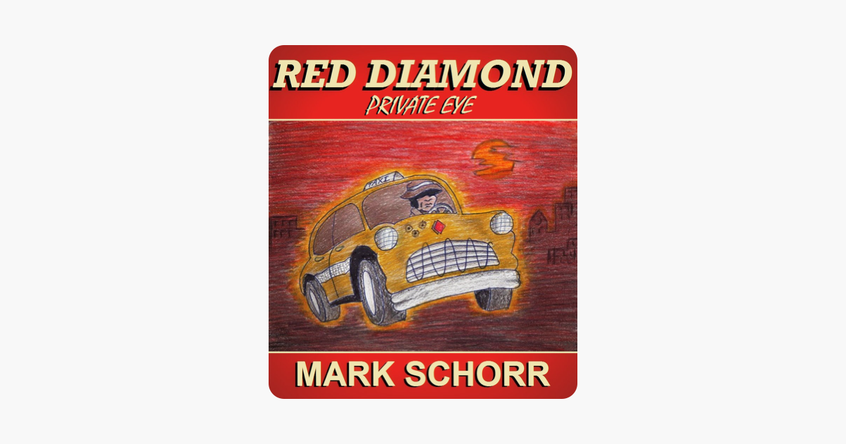 Red Diamond, Private Eye