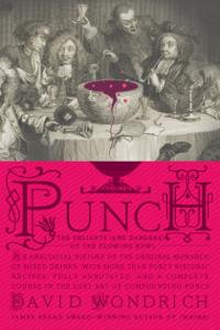 Punch La couverture du livre martien