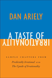 A Taste of Irrationality book
