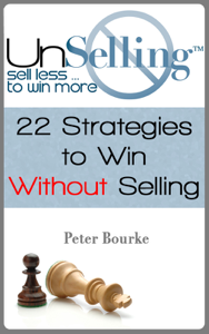 UnSelling: Sell Less ... To Win More Book Review