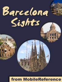 Barcelona Sights book
