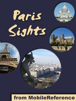 Paris Sights - MobileReference book