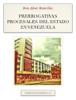 Brian Alfredo Matute DГaz - Prerrogativas procesales del estado en Venezuela ilustraciГіn