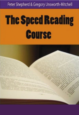 The Speed Reading Course - Peter Shepherd & Gregory Unsworth Mitchell book