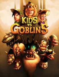 Kids vs Goblins book
