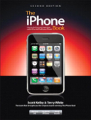 The iPhone Book (Covers iPhone 3G, Original iPhone, and iPod Touch), 2/e Book Cover
