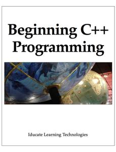 Beginning C++ Programming ebook