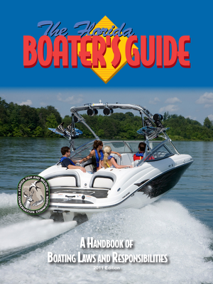 The Florida Boater's Guide - Boat Ed book
