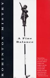 A Fine Balance book