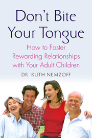 Don't Bite Your Tongue book