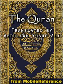 The Qur'an (Quran, Koran, Al-Qur'an) book