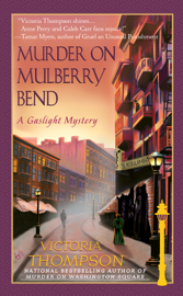 Murder on Mulberry Bend book