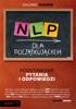 Shlomo Vaknin - NLP dla początkujących. Podstawowe pytania i odpowiedzi artwork
