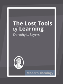The Lost Tools of Learning book