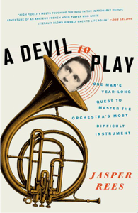 A Devil to Play Cover Book