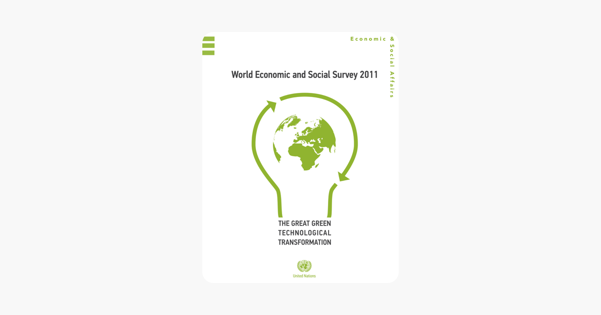 ‎World Economic and Social Survey 2011