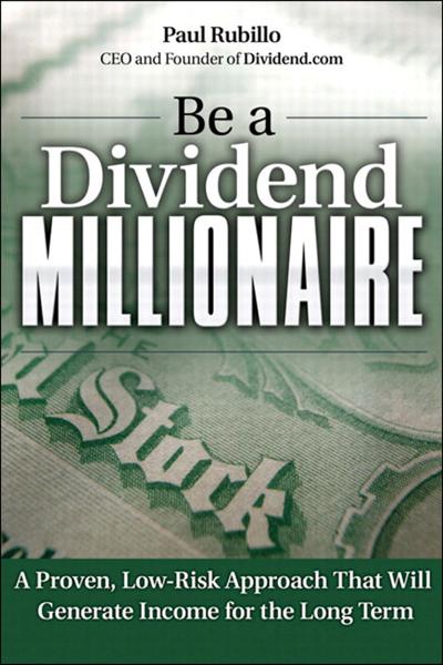 Be a Dividend Millionaire