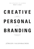 Creative Personal Branding Book Cover