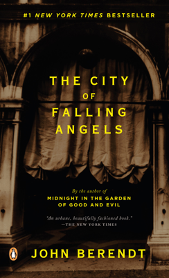 The City of Falling Angels - John Berendt book