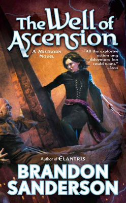 The Well of Ascension - Brandon Sanderson book