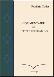 Commentaire sur l'epître aux Romains