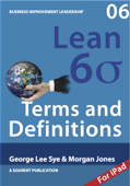 Speaking the Language of Lean Six Sigma