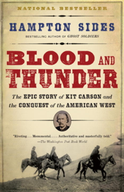 Blood and Thunder book