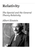 Albert Einstein - Relativity artwork