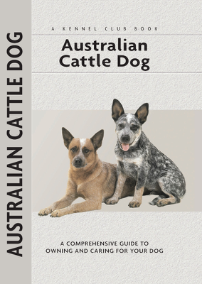 Australian Cattle Dog - Charlotte Schwartz book