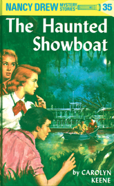 Nancy Drew 35: The Haunted Showboat book