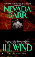Nevada Barr - Ill Wind artwork