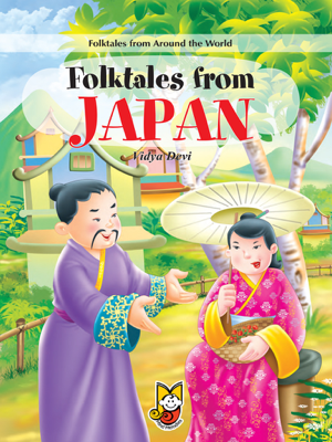 Folktales from Japan - Vidya Devi book