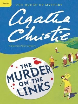 Murder on the Links - Agatha Christie book